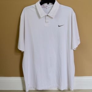 Nike Men's Tiger Woods Collection Polo Shirt